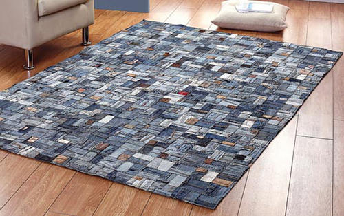Denim Carpets