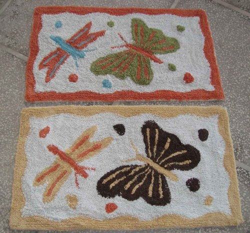 Cotton Bath Rugs