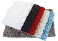 Cotton Chenille Mats