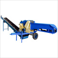 Log To Saw Dust Maker