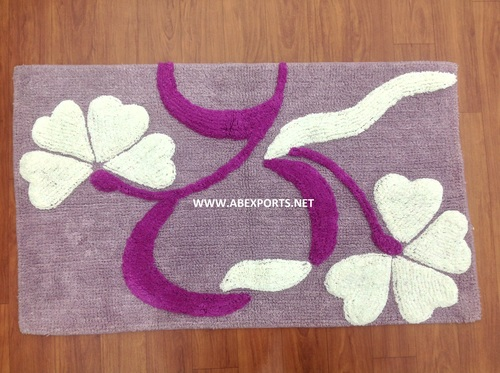 Tilak Cotton Bath Mats