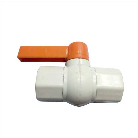 PVC Single Union Handle Ball Valve
