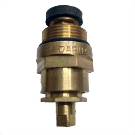 Round Brass Spindle