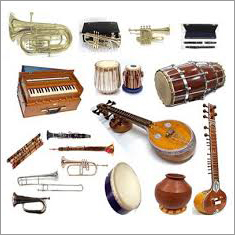 Nautical Musical Instruments