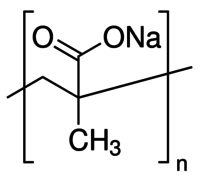 Poly(methacrylic acid sodium salt)