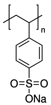Poly(styrenesulfonic acid sodium salt)