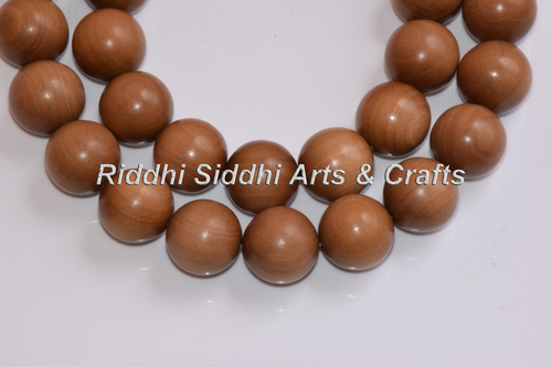 String Of Sandalwood Beads