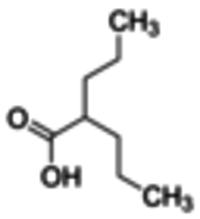 Valproic acid solution