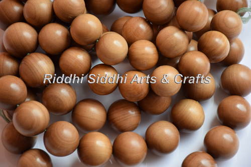 Pure Sandalwood Prayer Beads