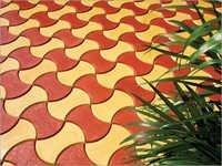Parking Cement Tiles