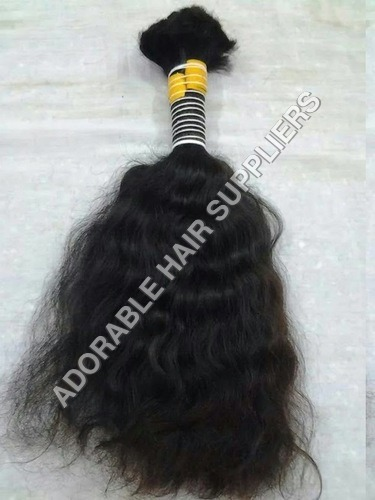 BULK HAIR FOR BRAIDING WEAVE