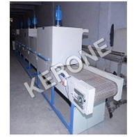 RF Batch Dryer