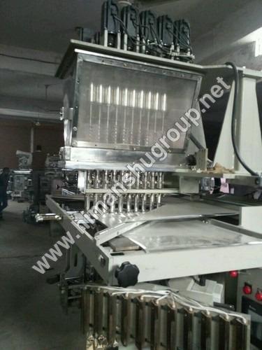 Multi Track Machine Powder Type