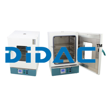 Double Function Drying Oven And Incubator