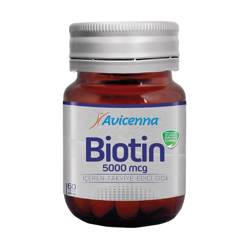 Biotin Tablet Dietary Supplements