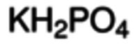 Potassium dihydrogen phosphate