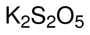 Potassium disulfite