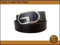 Fancy belts for men