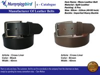 Original Leather Belt