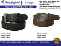 Mens Casual Belts