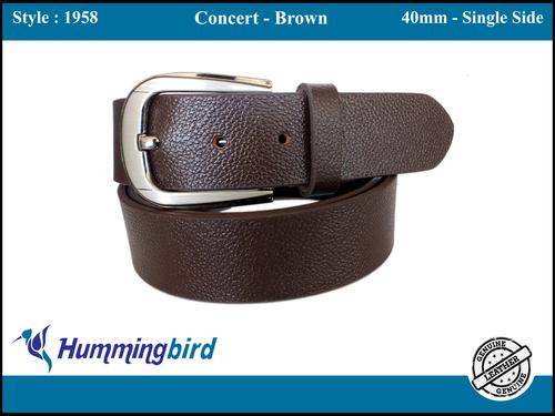 mens genuine leather belts