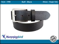 Mens Black Belt