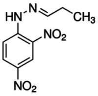 Valeraldehyde-DNPH solution
