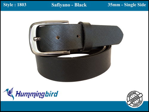 Leather Weave Belt