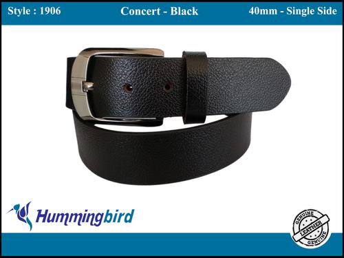 leather reversible belt