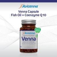 Fish Oil Capsule Venna
