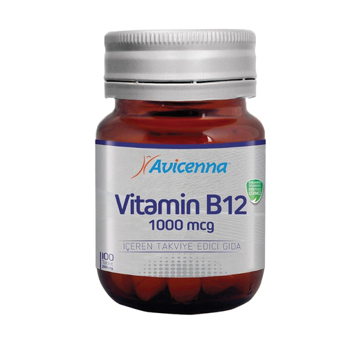 Vitamin B12 Tablet Medicine & Health Products