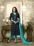 Buy party wear cotton salwar suits online