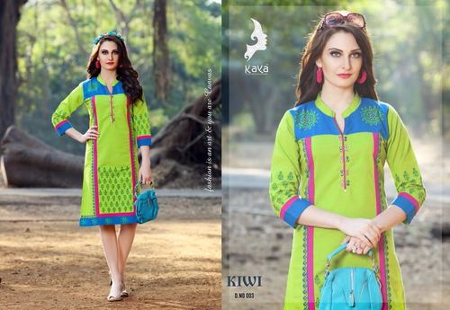 kaya famous surat kurti manufacturer
