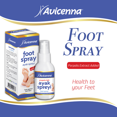 Foot Spray Personal Care Products