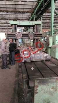 PLANNING MACHINE TOS 8000 X 1600