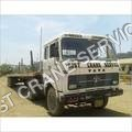 Truck hire service in India