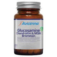 Glucosamine Chondroitin MSM Joint Capsule
