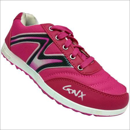 GNX/GENERATION X Ladies Canvas Shoes