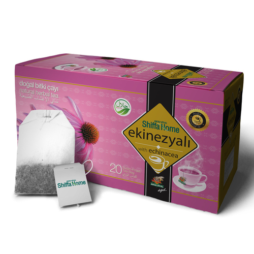 Echinacea Tea Natural Tea Box