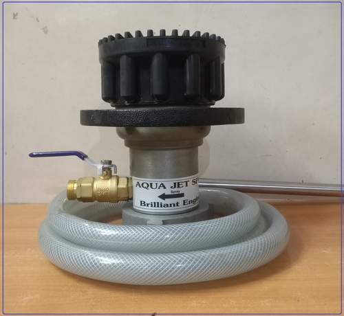 Aqua Foam Nozzle Stainless Steel