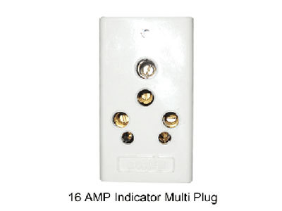 16 AMP 5 PIN Multi Plug