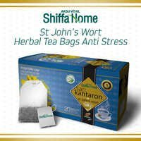 St. John's Wort Tea Moringa Herbal Tea Bags