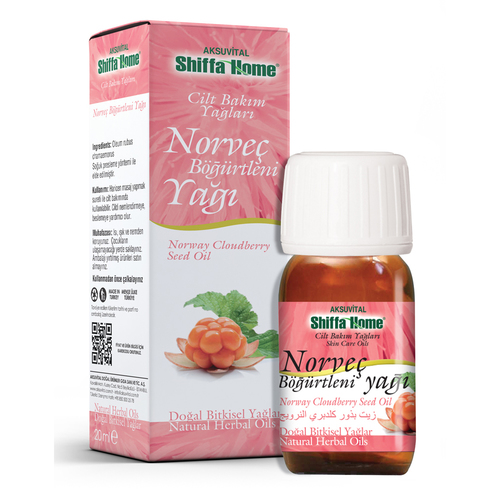 Cloudberry Seed Oil Skin Nourishing Oils