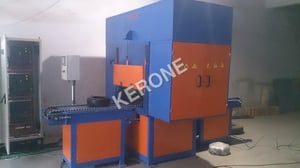 Microwave Solid Tyre Preheating Systems