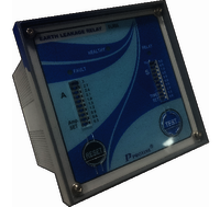 Earth leakage Relays, ELR96-1C, D:0.3A-3.0A