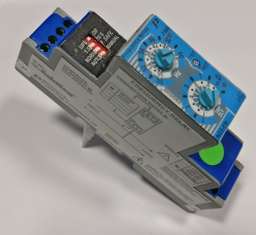 Frequency Relays