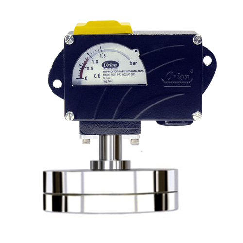 High-proof Low range Differential Pressure Switch MD series