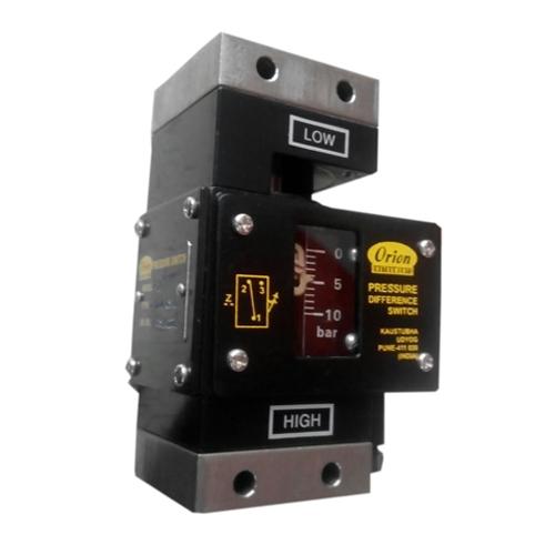 Differential Pressure Switch - High range DP series