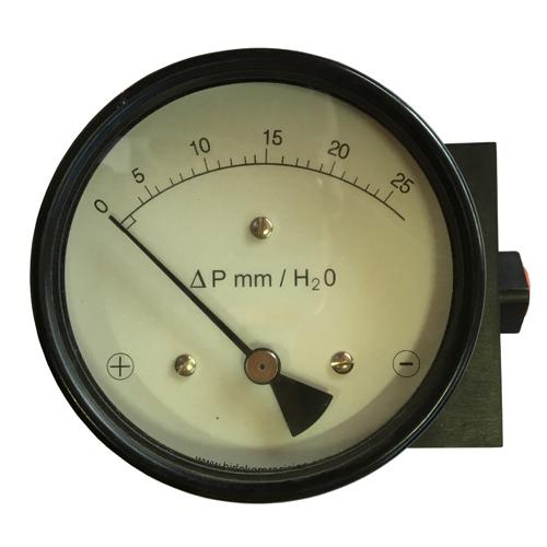 DP Gauge with Switches Diaphragm type DGC 400