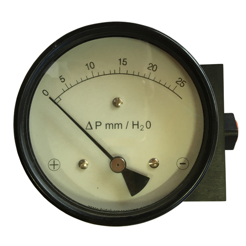 Differential Pressure Gauge with Switches Diaphragm type DGC 400